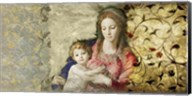 Virgin Mary (after Bronzino) Fine-Art Print