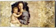 Madonna del Candelabro (after Raffaello) Fine-Art Print