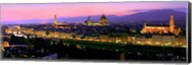Florence at Night Fine-Art Print