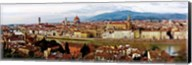 Panoramic View of Florence Fine-Art Print