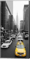 Taxi in Manhattan, NYC Fine-Art Print