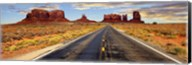 Road to Monument Valley, Arizona Fine-Art Print