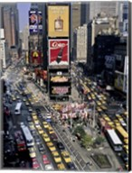 Traffic in Times Square, NYC Fine-Art Print