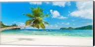 Tropical Beach, Seychelles Fine-Art Print
