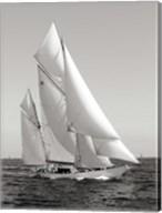 Classic sailboat Fine-Art Print