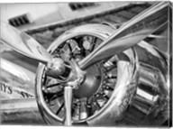 Vintage Airplane Propeller Fine-Art Print