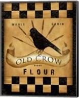 Old Crow Flour Fine-Art Print