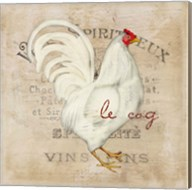 French Rooster Fine-Art Print