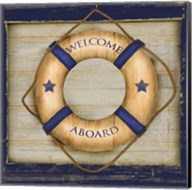 Welcome Aboard Fine-Art Print