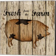 Farm Fresh Pork Fine-Art Print
