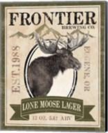 Frontier Brewing II Fine-Art Print