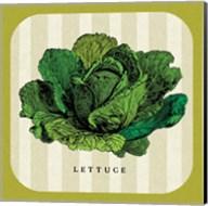 Linen Vegetable II Fine-Art Print