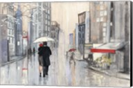 Spring Rain New York Fine-Art Print