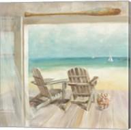Seaside Morning Crop Fine-Art Print