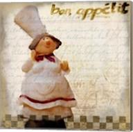 Bon Appetit 1 Fine-Art Print