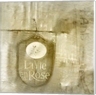 LaVie en Rose Fine-Art Print