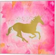 Unicorn Square 1 Fine-Art Print