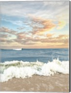 Dawn Of The Crashing Waves Fine-Art Print