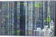 Hong Kong Sky 6 Fine-Art Print