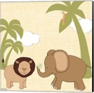Baby Jungle IV Fine-Art Print