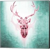 Pink Deer Fine-Art Print