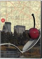 Minneapolis Cherry Spoon Fine-Art Print