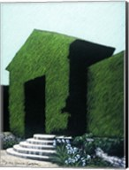 Topiary Peaked Arch Fine-Art Print