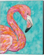 Flamingo Fine-Art Print
