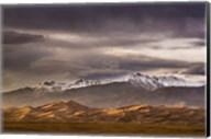 Desert Mountain Fine-Art Print