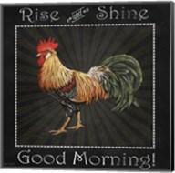 Good Morning Rooster II Fine-Art Print