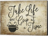 One Cup A Time Fine-Art Print