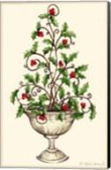 Holly Tree Topiary Fine-Art Print