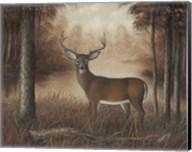 Autumn Buck Fine-Art Print