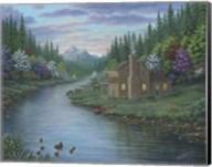 The Cabin Fine-Art Print