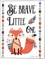 Be Brave Little One Fine-Art Print