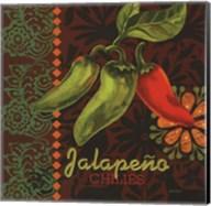 Chiles Jalepeno Fine-Art Print