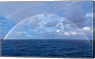 Double rainbow over the Atlantic Ocean Fine-Art Print