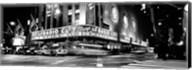 Manhattan, Radio City Music Hall, NYC, NY Fine-Art Print