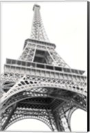 Eiffel up Close Fine-Art Print