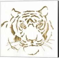 Gilded Tiger Fine-Art Print
