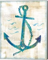 On the Waves IV Fine-Art Print