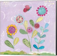 Pattys Garden I Fine-Art Print