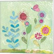 Pattys Garden II Fine-Art Print