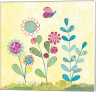Pattys Garden III Fine-Art Print