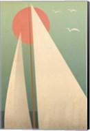 Sails III Fine-Art Print