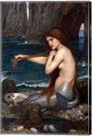 A Mermaid Fine-Art Print