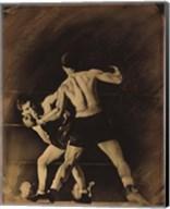 The Boxing Match Fine-Art Print