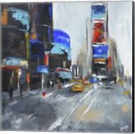 Times Square Fine-Art Print