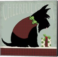 Scottie Cheerful Giver Fine-Art Print
