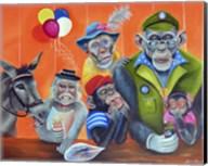 Cheeky Monkey Fine-Art Print